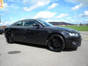 Audi A5 mit Barracuda Shoxx in 19 Zoll