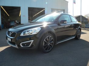 Volvo C30 mit Rial Lugano in 17 Zoll